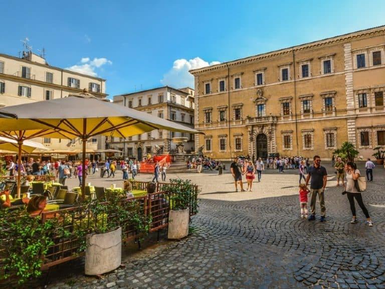 hoteles roma trastevere