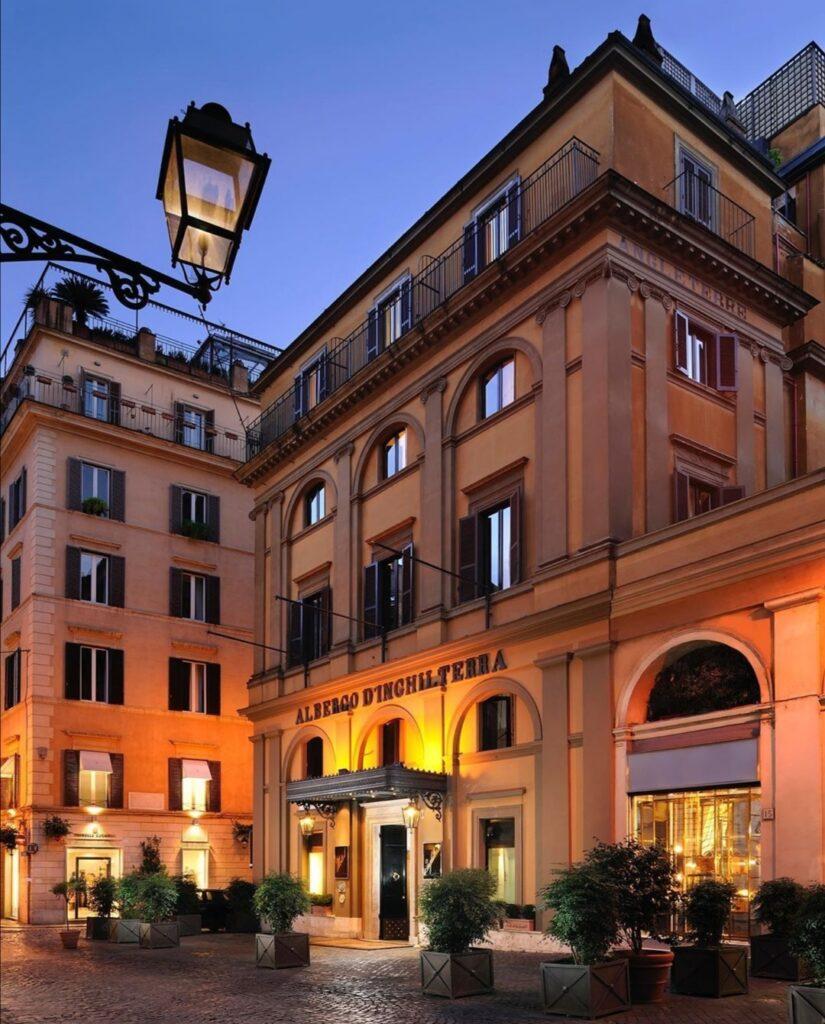 hoteles plaza españa roma