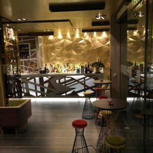 hoteles diseño centro Roma