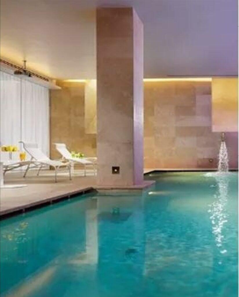 hoteles spa zonas Roma