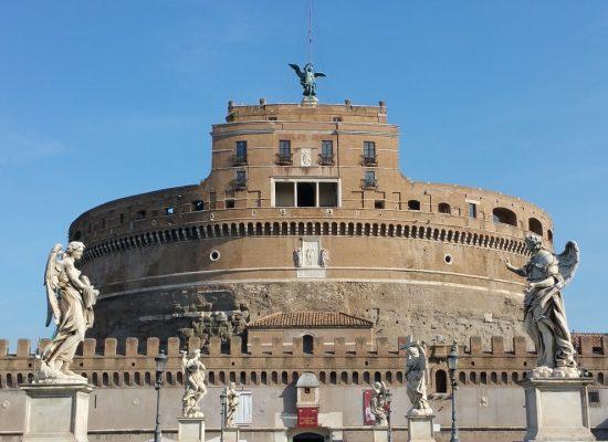 consejos hoteles Roma Vaticano - Castillo de Sant'Angelo